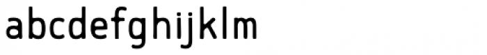 Flowy Sans Regular Ink Font LOWERCASE