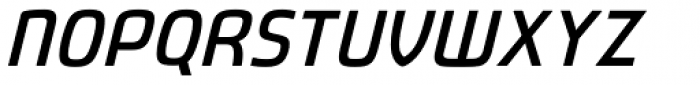 Fluctuation Book Italic Font UPPERCASE