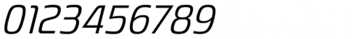 Fluctuation Light Italic Font OTHER CHARS