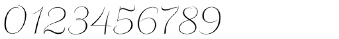 Fluence One Font OTHER CHARS
