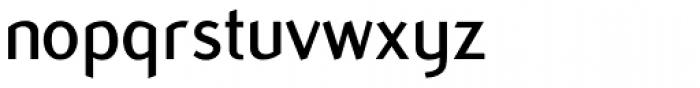 Flux Bold Font LOWERCASE