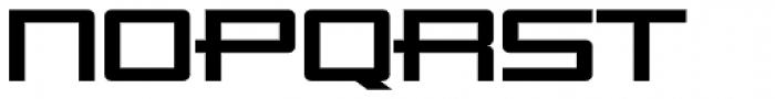 Flywheel Fat Font UPPERCASE
