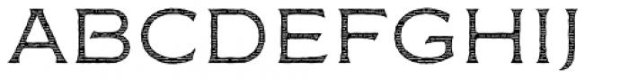 FM Bolyar Engraved Two NPro 100 Font UPPERCASE