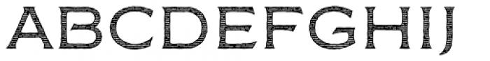 FM Bolyar Engraved Two NPro 300 Font UPPERCASE