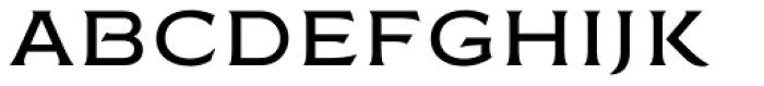 FM Bolyar Pro 500 Font LOWERCASE
