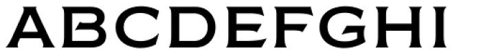FM Bolyar Pro 700 Font UPPERCASE