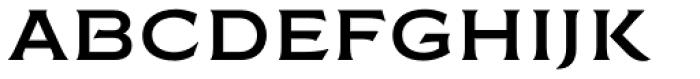 FM Bolyar Pro 700 Font LOWERCASE