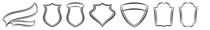 FM Bolyar Pro Ornaments Font OTHER CHARS