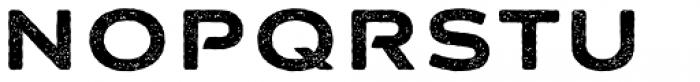 FM Bolyar Sans Pro Rust 900 Font UPPERCASE