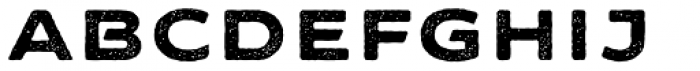 FM Bolyar Sans Pro Rust 900 Font LOWERCASE