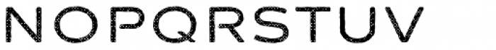 FM Bolyar Sans Pro Stamp 200 Font LOWERCASE