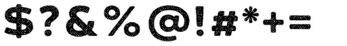 FM Bolyar Sans Pro Stamp 900 Font OTHER CHARS