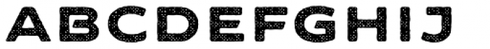 FM Bolyar Sans Pro Stamp 900 Font LOWERCASE