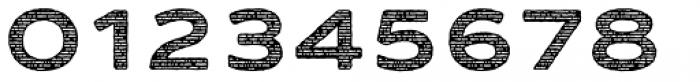 FM Bolyar Sans Pro Woodcut 900 Font OTHER CHARS