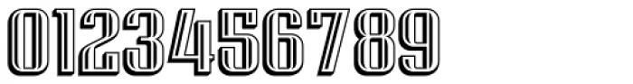 FM Clog Engraved Font OTHER CHARS