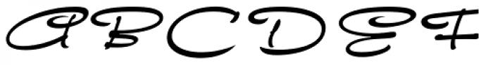 FM Ephire Bold Italic Font UPPERCASE