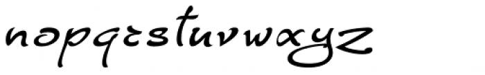 FM Ephire Bold Italic Font LOWERCASE