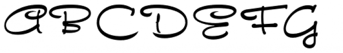 FM Ephire Bold Font UPPERCASE