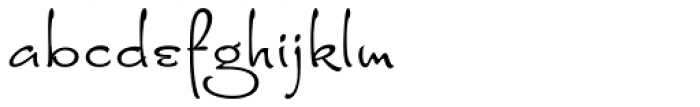 FM Ephire Book Font LOWERCASE