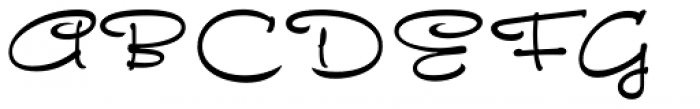 FM Ephire DemiBold Font UPPERCASE