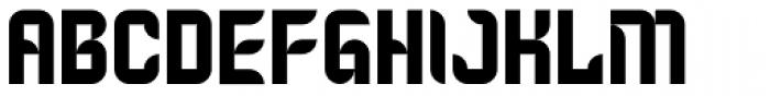 FM Rossija Font UPPERCASE