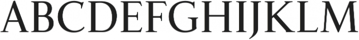 Fnord Forty otf (400) Font UPPERCASE