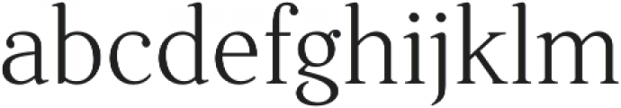 Fnord Seventeen otf (400) Font LOWERCASE
