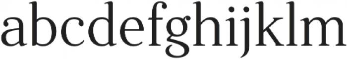 Fnord Twenty-Three otf (400) Font LOWERCASE