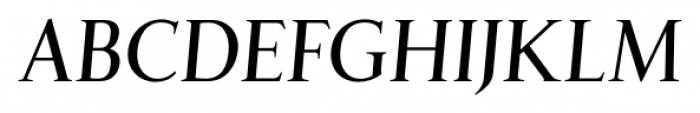 Fnord Forty Italic Font UPPERCASE