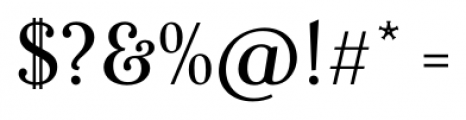 Fnord Forty Font OTHER CHARS