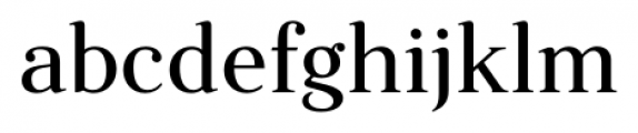 Fnord Forty Font LOWERCASE