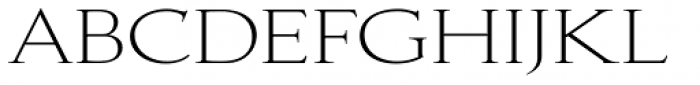 Fnord Five Extended Font UPPERCASE