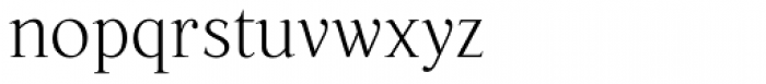 Fnord Five Font LOWERCASE