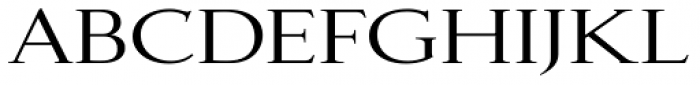 Fnord Forty Extended Font UPPERCASE