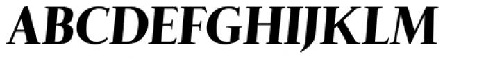 Fnord Ninety Three Italic Font UPPERCASE