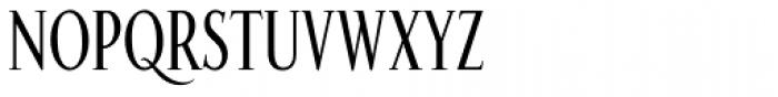 Fnord Twenty Three Condensed Font UPPERCASE