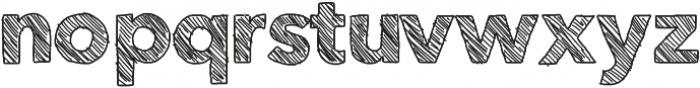 Folktale ttf (400) Font LOWERCASE