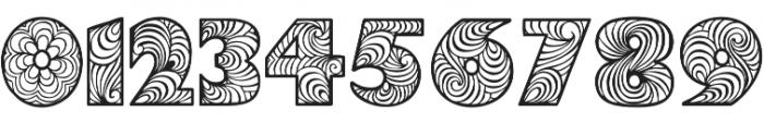 Fonix otf (400) Font OTHER CHARS