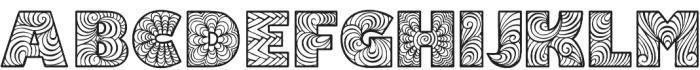 Fonix otf (400) Font LOWERCASE