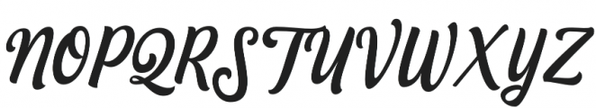 Fonjava otf (400) Font UPPERCASE