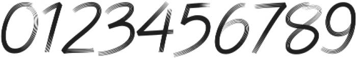 Fonjazz otf (400) Font OTHER CHARS