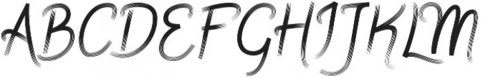 Fonjazz otf (400) Font UPPERCASE