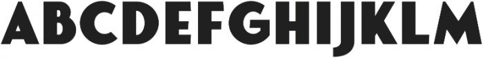 Fonseca ExtraBlack otf (900) Font LOWERCASE