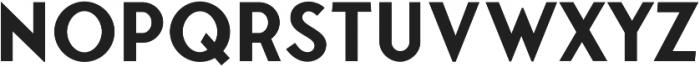 Fonseca Medium otf (500) Font UPPERCASE
