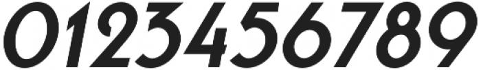 Fonseca Regular Oblique otf (400) Font OTHER CHARS