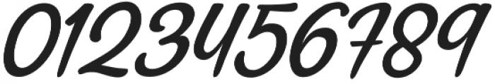 Fonseca Script Slant otf (400) Font OTHER CHARS
