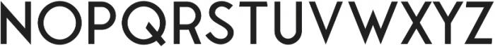 Fonseca Thin otf (100) Font LOWERCASE
