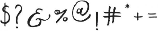 Fontastic Audrey Upright otf (400) Font OTHER CHARS