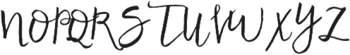 Fontastic Audrey Upright otf (400) Font UPPERCASE