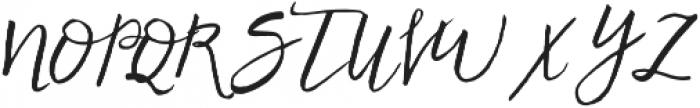 Fontastic Audrey otf (400) Font UPPERCASE
